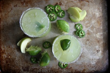 Sour-Green-Apple-Jalapeno-Margaritas