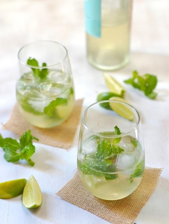 White-Wine-Mojito